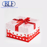 White Card Paper Wedding Gift Box