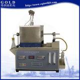 Tubular Oven Method Dark Petroleum Oil Total Sulfur Content Tester
