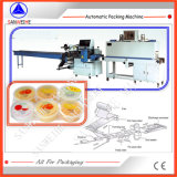 Swf-590 Swd-2000 Cupped Pudding Automatic Shrink Packing Machine