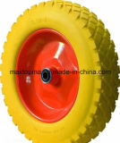 Flat Free PU Foam Wheel