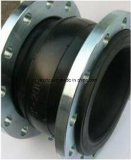 High Temperature EPDM Flexible Single Sphere Rubber Expansion Joints with Flange