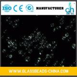 Glass Transparent Abrasive Glass Bead Sand Blasting Abrasive