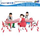 Children Plastic Table School Furniture Hc-1802