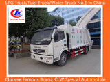 4X2 8cbm Dongfeng Compressed Garbage Truck Garbage Compactor Truck