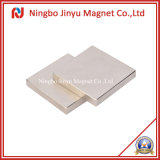 Block Permanent NdFeB Neodymium Magnet with SGS RoHS Certification