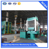 EVA Mat Foaming Vulcanizing Press, EVA Foaming Curing Press