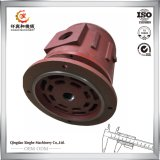 OEM Casting Foundry Electric Motor Housing with Painting