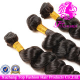 8A-Grade Loose Wave Weft Full Cuticle 100% Malaysia Virgin Remy Hair