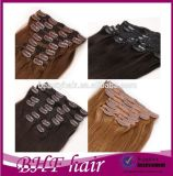 Top Selling Products in USA/Europe Indian Remy Clip in Extensions