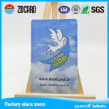 4 Color Offseting Customized Printed PVC Card