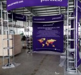 Hot Sale Portable Trade Show Booth, Exhibition Booth 10X10FT