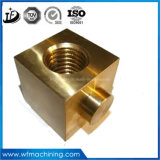 Custom Brass Precision CNC Lathe Metal Processing Machining in Non Ferrous Metal