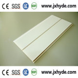 Gloss White Middle Groove PVC Panel Ceiling Decoration Waterproof Material