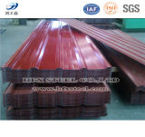 Color Coated Corrugated Steel Roof Sheet for Building Material