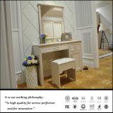 White Colour PVC Dresser for Living Room (FY-1026)