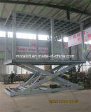 Hydraulic Car Rising Platform with CE