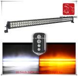 LED Car Light of 41.5inch 240W Flashing LED Light Bar Waterproof for SUV Car LED off Road Light and LED Driving Light