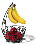 House Using Banana Rack Metal Fruit Basket