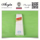 Aoyin White Candle/Bougies/Velas for Night Light