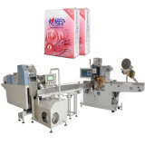 Automatic Facial Tissue Paper Converting Making Machine