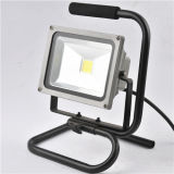 High Power 30W LED Rechargeable Work Light with