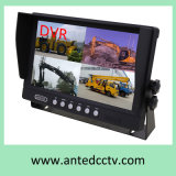 9 Inch Car LCD DVR Recorder for Vehicles Trucks Buses