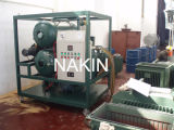 Series Zyd Vacuum Transformer Oil Recycling Machine with Double Stages