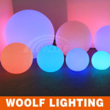 Custom Rechargeable Garden LED Color Changing Glowing Ball