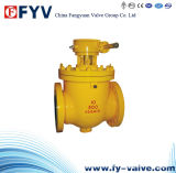 Top Entry Ball Valve with Turbine/Gear