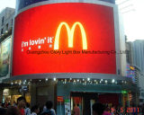 P16 Outdoor Waterproof LED Advertising LED Sign