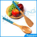 Core Bamboo Colorful Essentials Bamboo Utensil Set