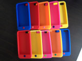 Colorful Bean Silicone Skin Gel Mobile Phone Case Cover for iPhone 5