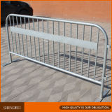 Detachable Leg Metal Crowd Control Barriers (factory ISO 9001 certificate)