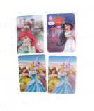 3D lenticular playing card (3D141)