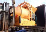Jzm750 Towable 4 Wheels Driven Cement Mixer