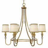 Iron Chandelier Lamp (c002-6)