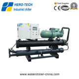 Glycol Low Temperature Water Chiller with Screw Compressor