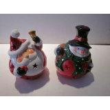 New Design Christmas Ceramic Craft
