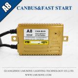 AC HID Xenon Slim A8 Canbus Fast Bright Ballast 55W