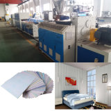 WPC PVC Ceiling Wall Panel Plastic Board Extrusion Line