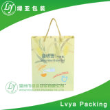 Custom Luxury Paper Shopping Gift Bag with Logo Print Wholesale