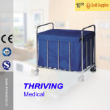 Hospital Furniture Medical Trolly (THR-MT003)