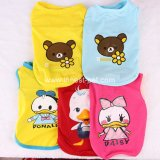 New Dog Apparel Clothes for Pet Dogs with Cartoon Printings