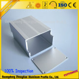6063 Alloy Aluminum Heat Sink Round Aluminum Heatsink Fan