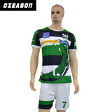 Custom Design Rugby Kit Sublimation Rugby Jersey and Shorts (R009)