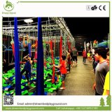 Fantastic Obstacles Combined Ninja Warrior Course for Kids
