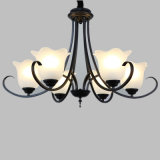 American Style Simplicity Iron Art Decorative Pendant Chandelier