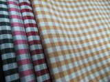 100% Cotton Yarn Dyed Check Fabric-Lz6707