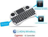 Zoweetek-Rii Mini 2.4GHz Mini Wireless Touchpad Keyboard for Smart TV (ZW-51009(MWK09))