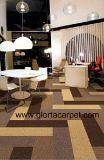 Hand Tufted Wool /Acrylic Carpet Tile